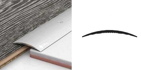 Алюминиевые порожки стыковочные