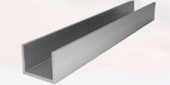 алюминиевый швеллер  п образный профиль п профиль