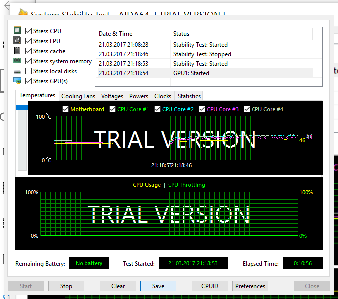 Температура процессор+видео Beelink z83