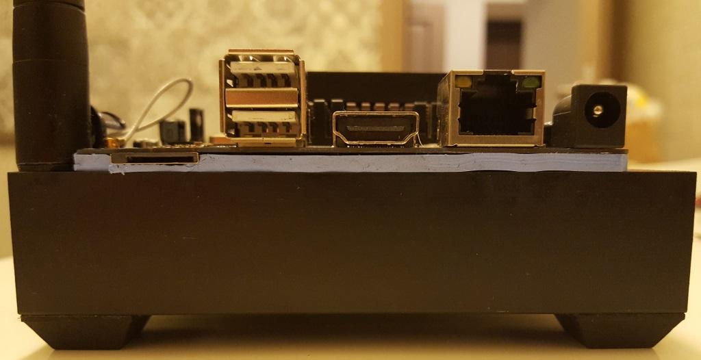 Pipo x7 на радиаторе БПО-1908