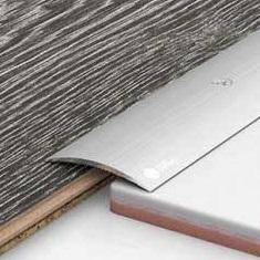Алюминиевый порожек стыковочный