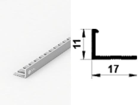 Алюминиевый профиль ПАС-1186
