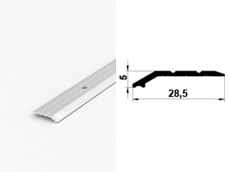 Алюминиевый порожек ПАА-3021