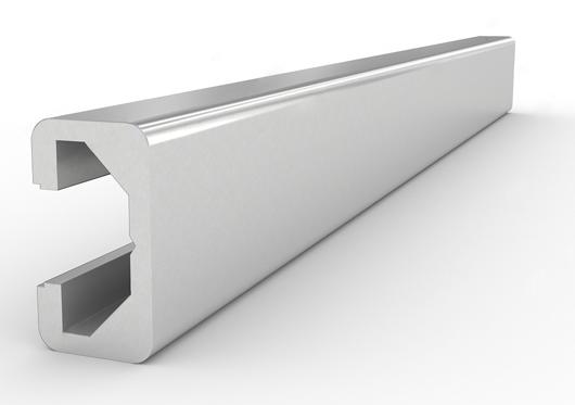 Алюминиевый профиль t track
